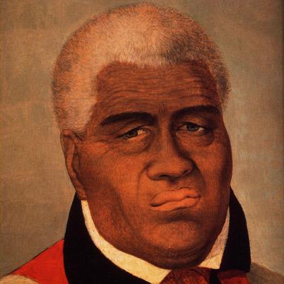 Kamehameha I.