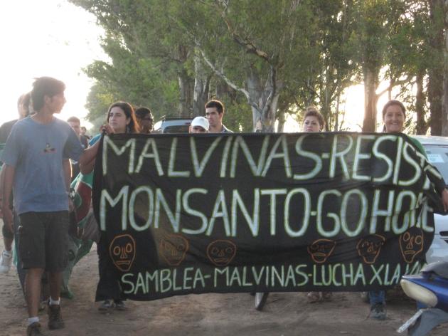 Monsanto en Malvinas