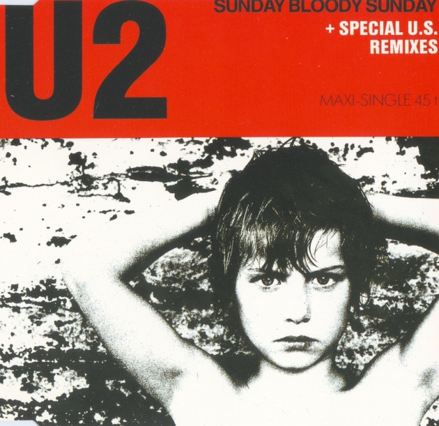 0070 - U2 - Sunday Bloody Sunday