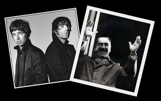 En qué se parecen los peronistas a los fans de Oasis
