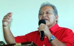 Sánchez Céren en campaña