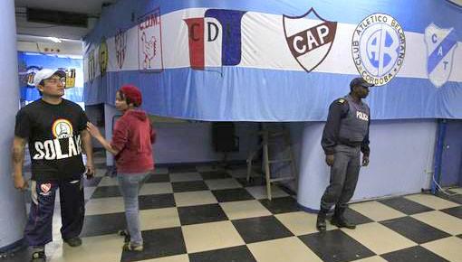Hinchadas Unidas Argentinas